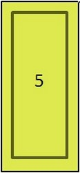 Рамка на глухое полотно №5, 10$