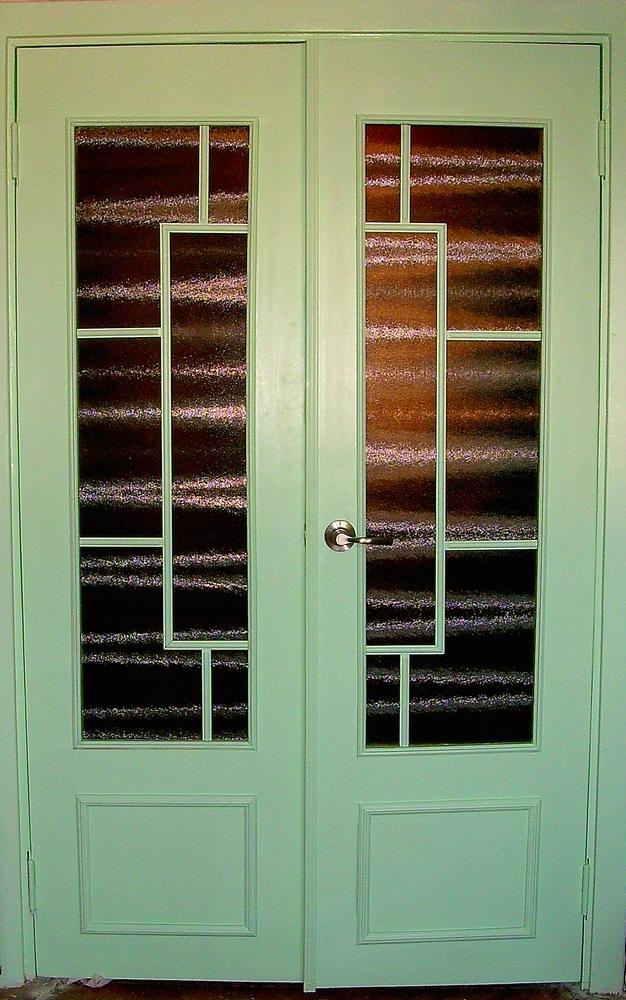 Межкомнатные двери беленый дуб, купить двери цвета