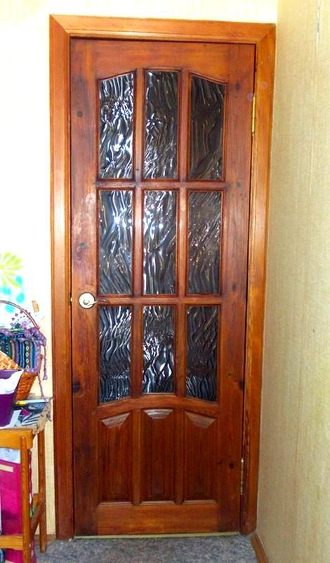 Двери из массива дуба и ясеня Межкомнатные двери из