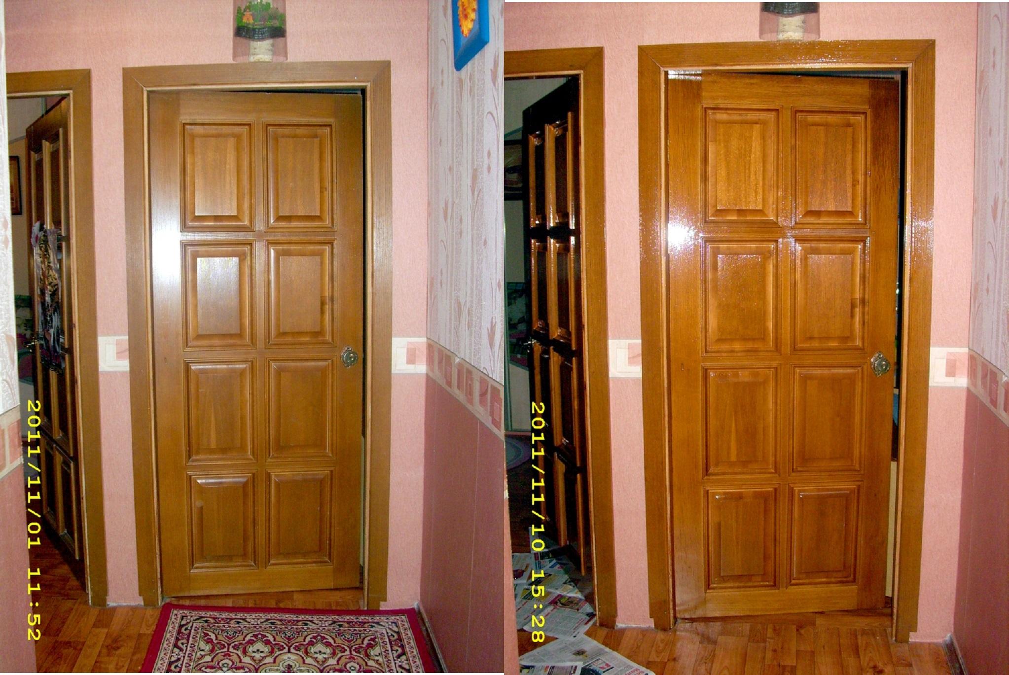 Двери из массива сосны в Краснодаре на Propartner