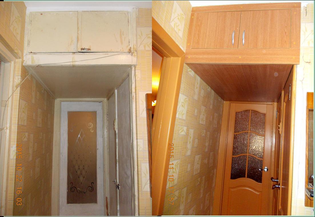 Как покрасить старую дверь своими руками