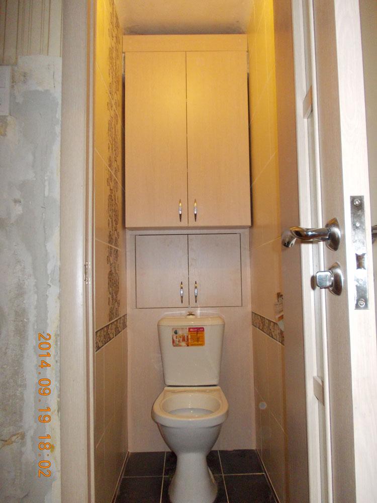 Как сделать теплый туалет дома в чулане